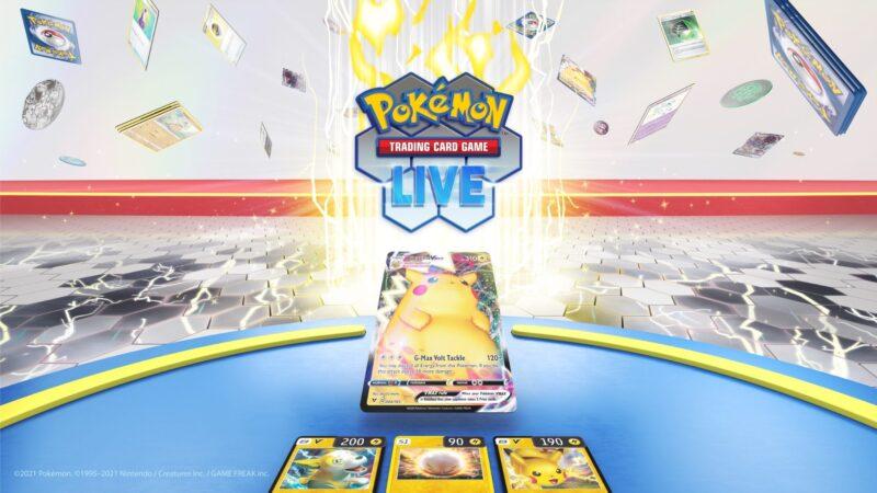 Pokémon TCL Live