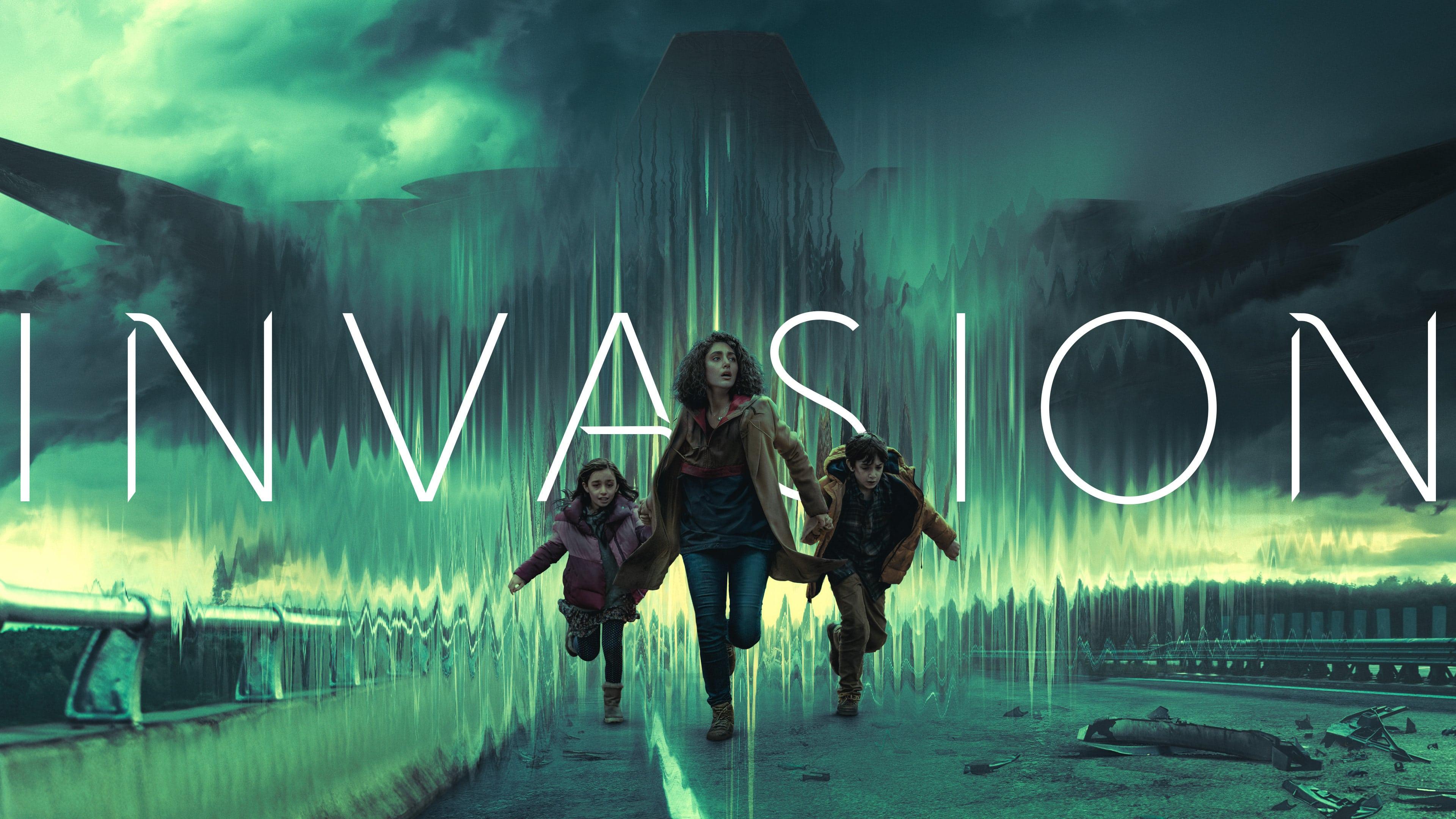 """""""Invasion"""", série do Apple TV+"""