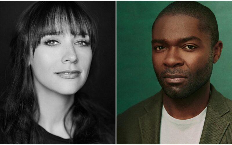 "Rashida Jones e David Oyelowo, de ""Wool"""