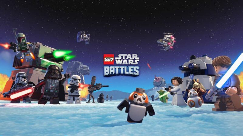 LEGO Star Wars Battles, jogo no Apple Arcade