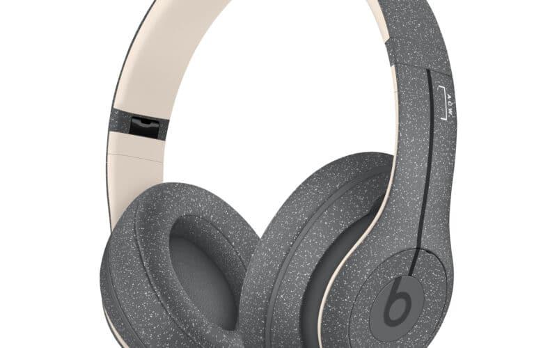 Edição limitada A-COLD-WALL dos Beats Studio3 Wireless