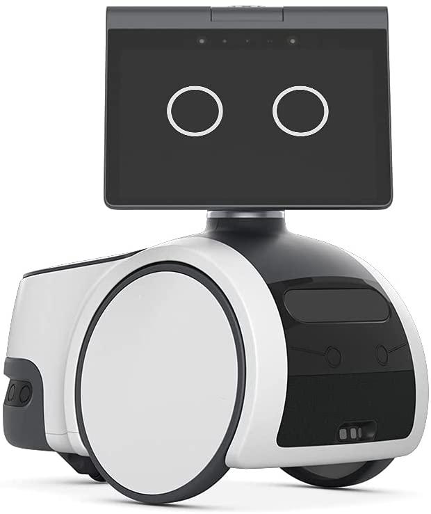 Robô inteligente Amazon Astro