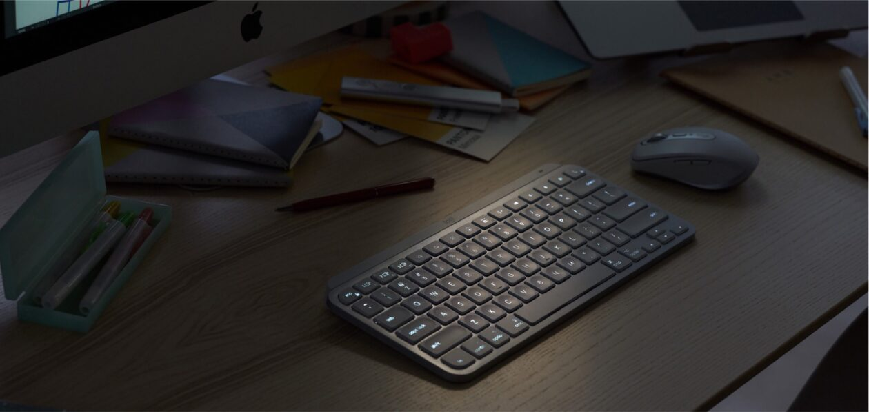 Logitech MX Keys Mini para Mac