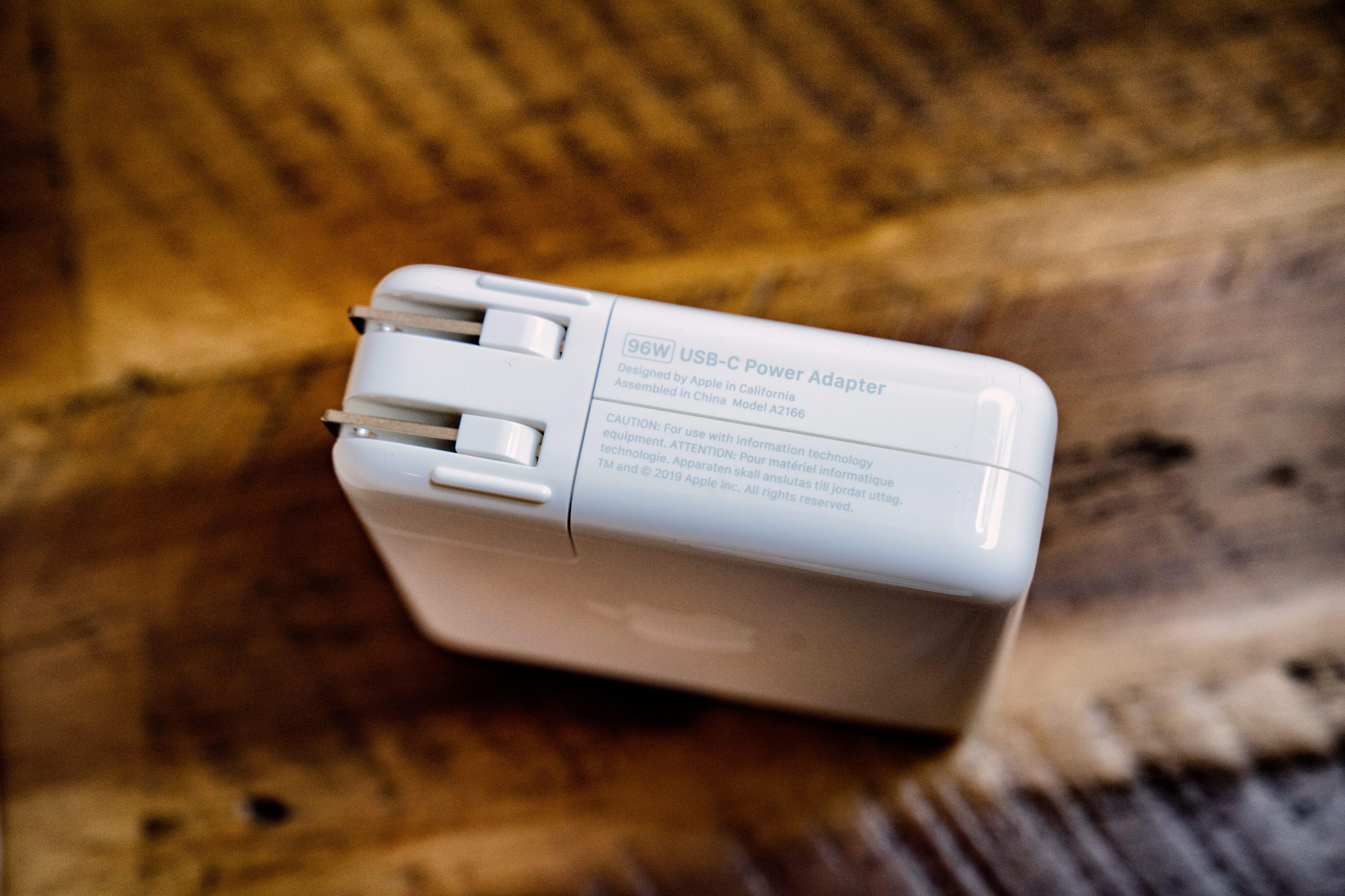 Adaptador USB-C de 96W para MacBook Pro