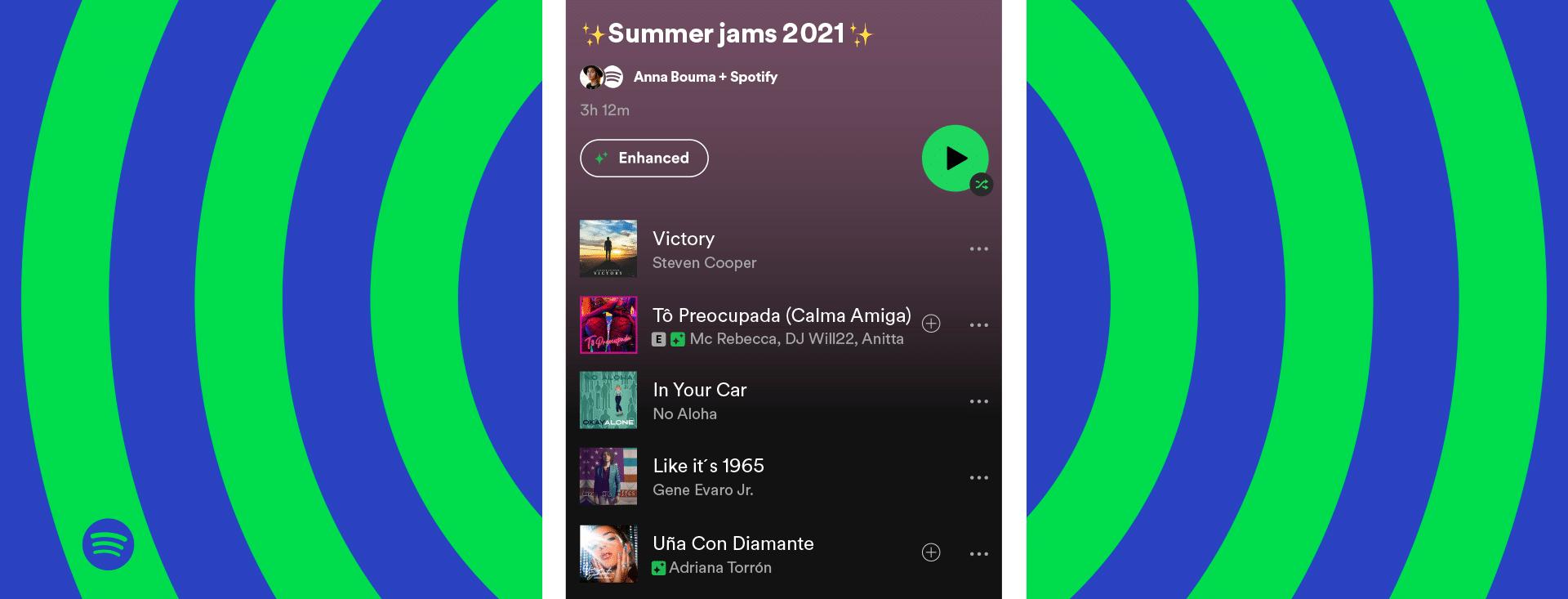 Enhance do Spotify