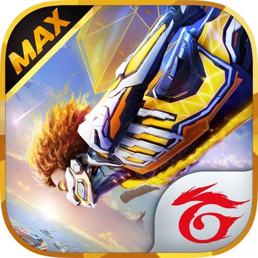Free Fire MAX para iPhone - Ícone
