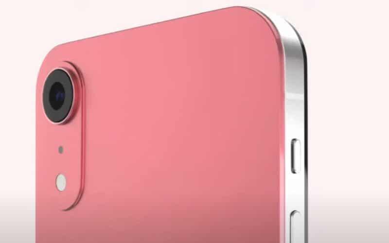Conceito para o iPhone SE