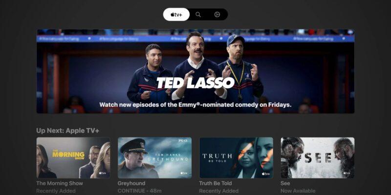 Aplicativo independente do Apple TV+