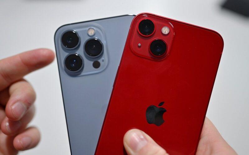 iPhone 13 e 13 Pro