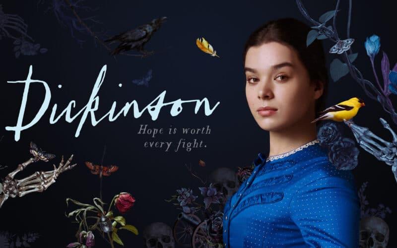 Banner de Dickinson