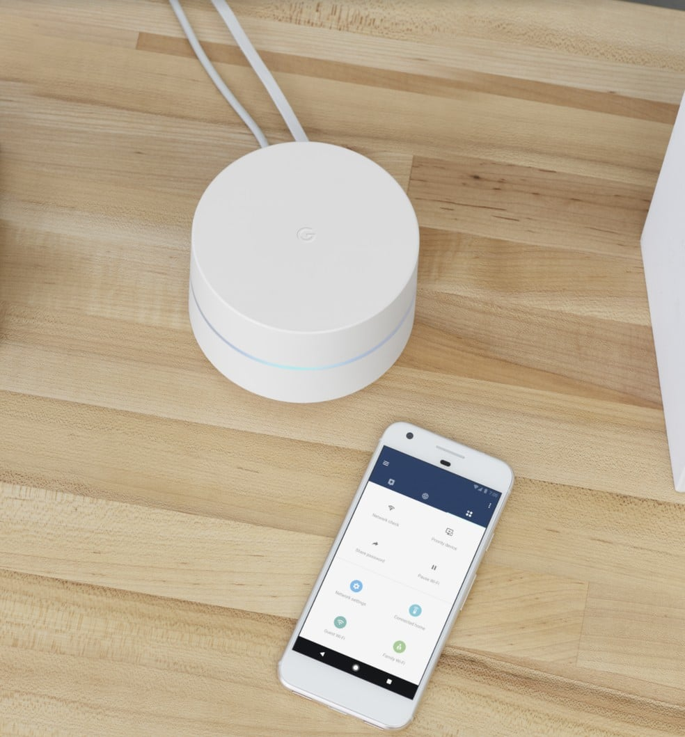 App do Google Wifi