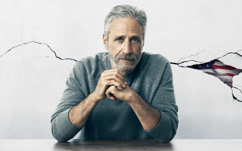 """O problema com Jon Stewart"", do Apple TV+"