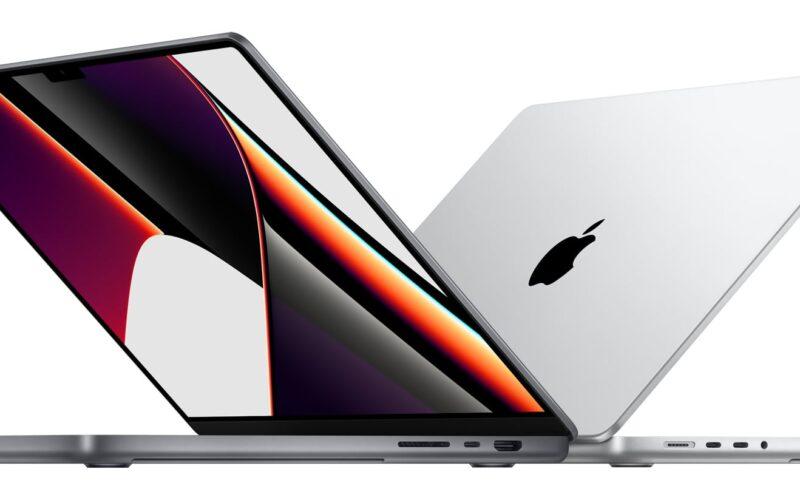 MacBooks Pro de 14 e 16 polegadas