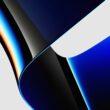 Wallpaper azul dos novos MacBooks Pro de 14 e 16 polegadas