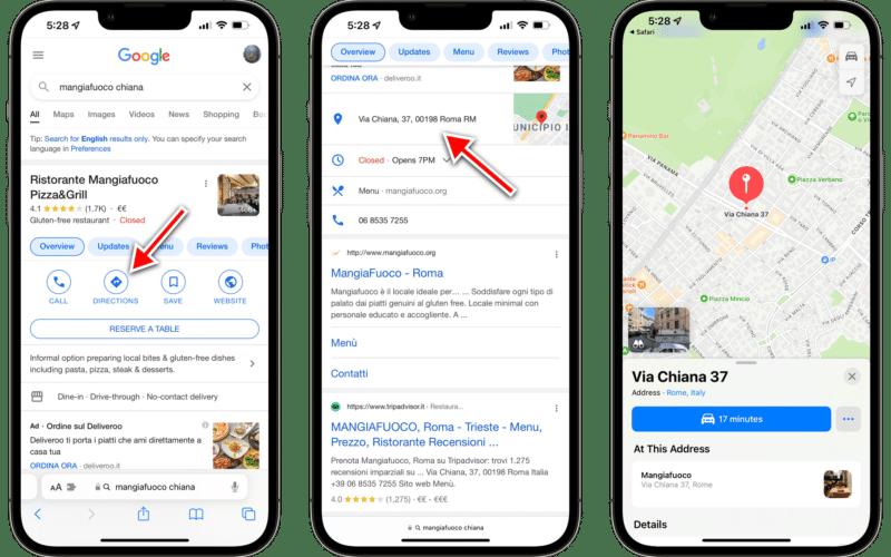 Extensão Mapper para Safari