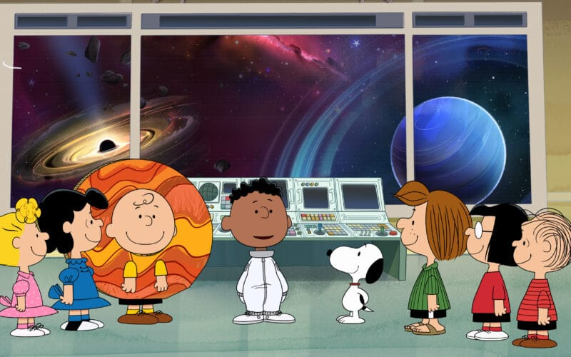 "2ª temporada de ""Snoopy in Space"""