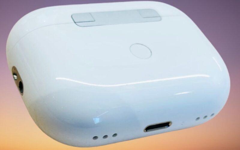 Suposta imagem dos AirPods Pro de segunda geração