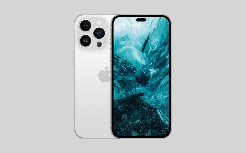 """Conceito de """"iPhone 14"""""""