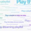 Playlists de humor e atividade do Apple Music