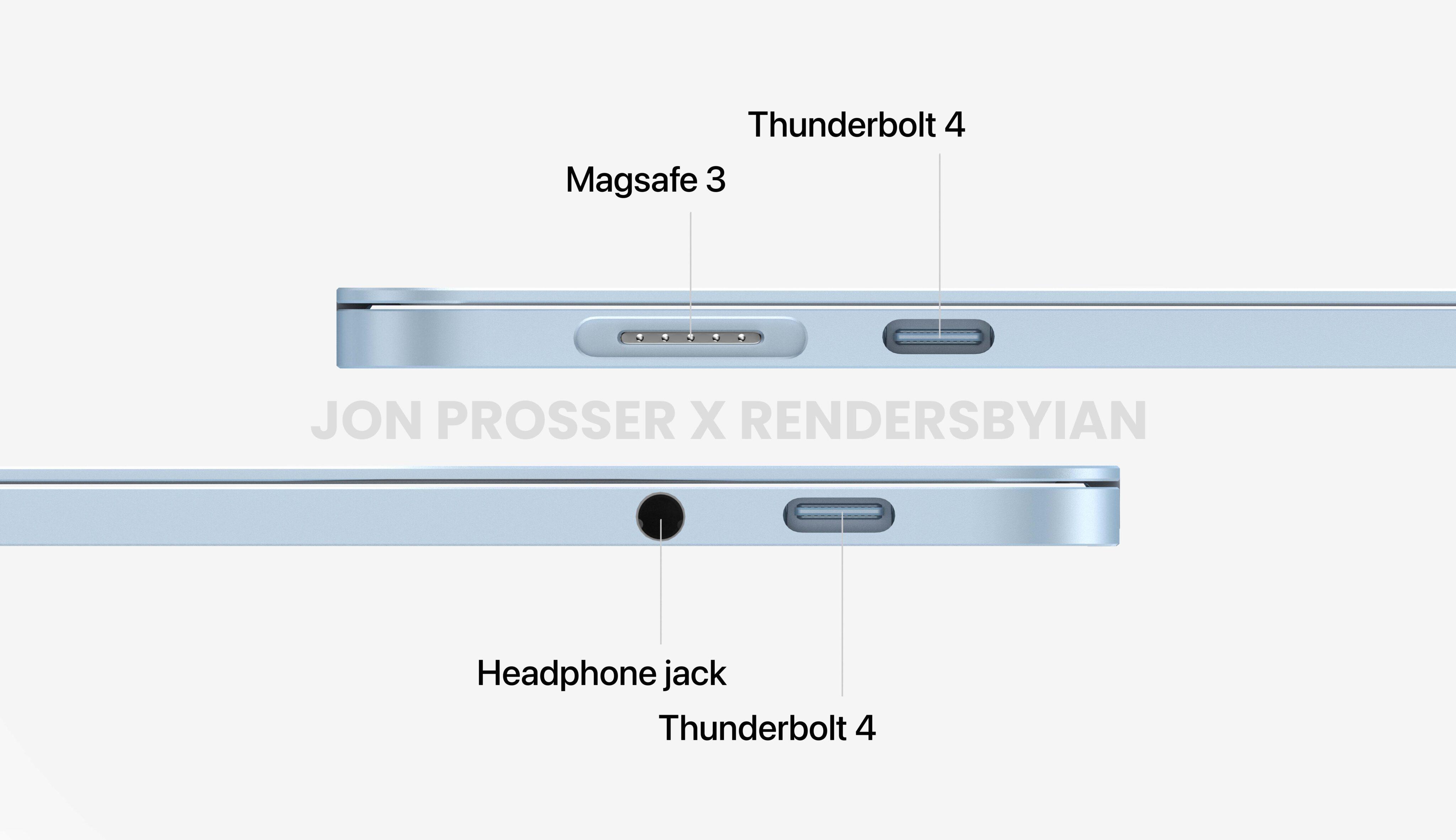 Reders do MacBook Air M2