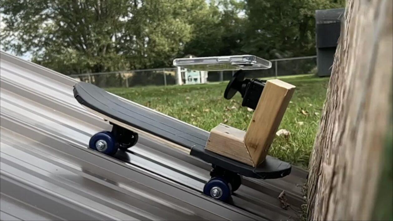 Teste MagSafe suporte veicular