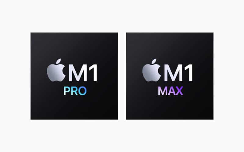 Chips M1 Pro e M1 Max