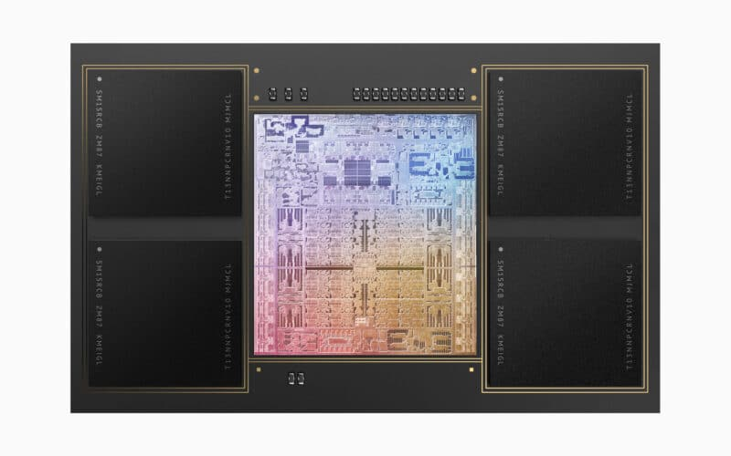 Chip M1 Max do MacBook Pro