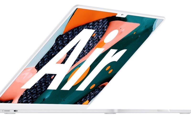 Conceito de um futuro MacBook Air