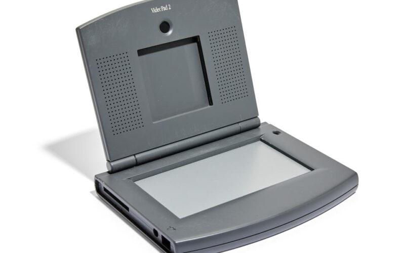 Protótipo de VideoPad, PDA da Apple dos anos 1990